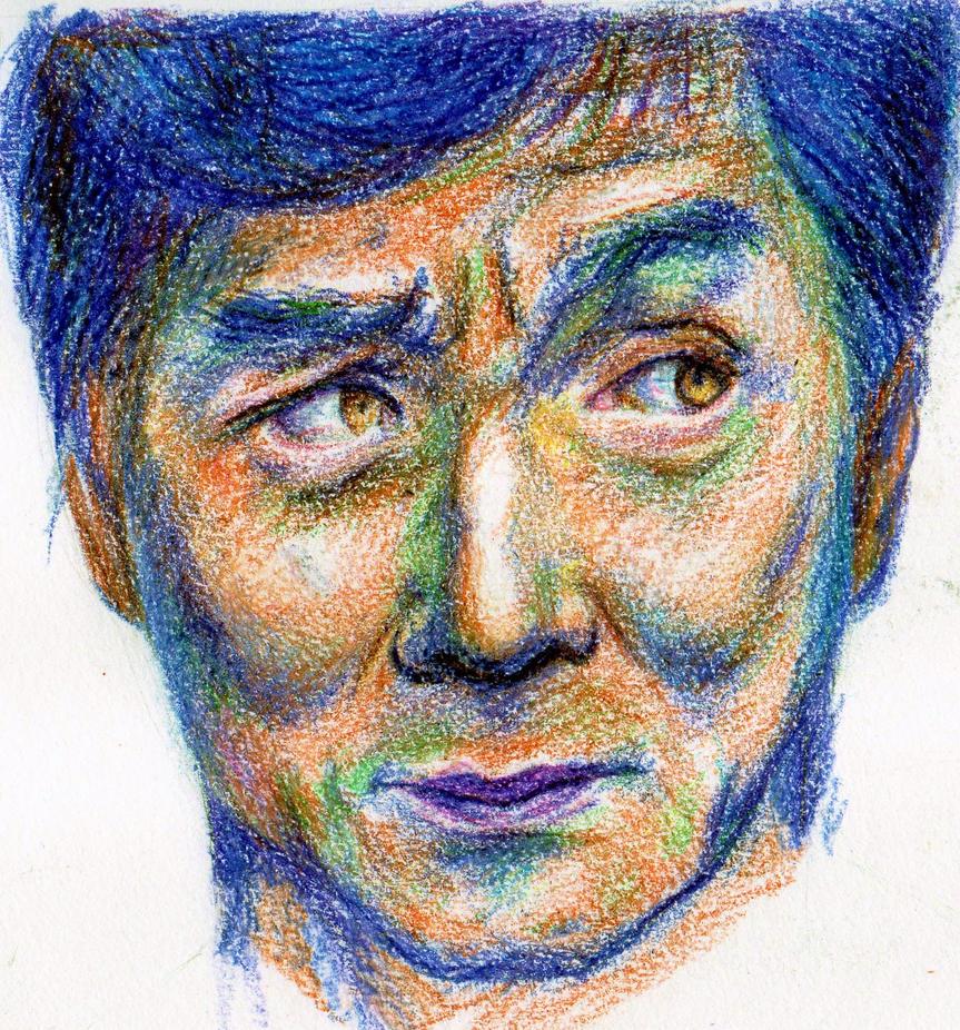 Jackie Chan by RAndomCreEpygIRl