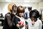Death Note Cosplay at AnimeKon Expo