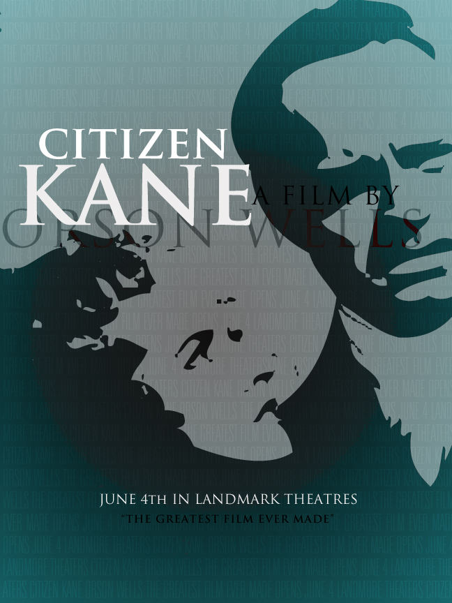 Citizen kane analysis essay
