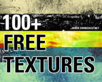 OVER 100 FREE TEXTURES