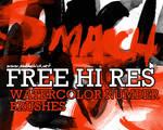 FREE HI RES WATERCOLOR BRUSH 2