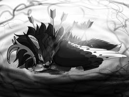Downed by WhiteLightHeart
