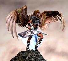 Serra Angel by iambrose