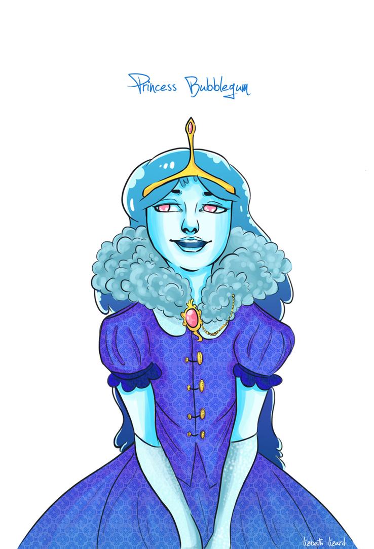 Duchess Bubblegum by LizbethLizard