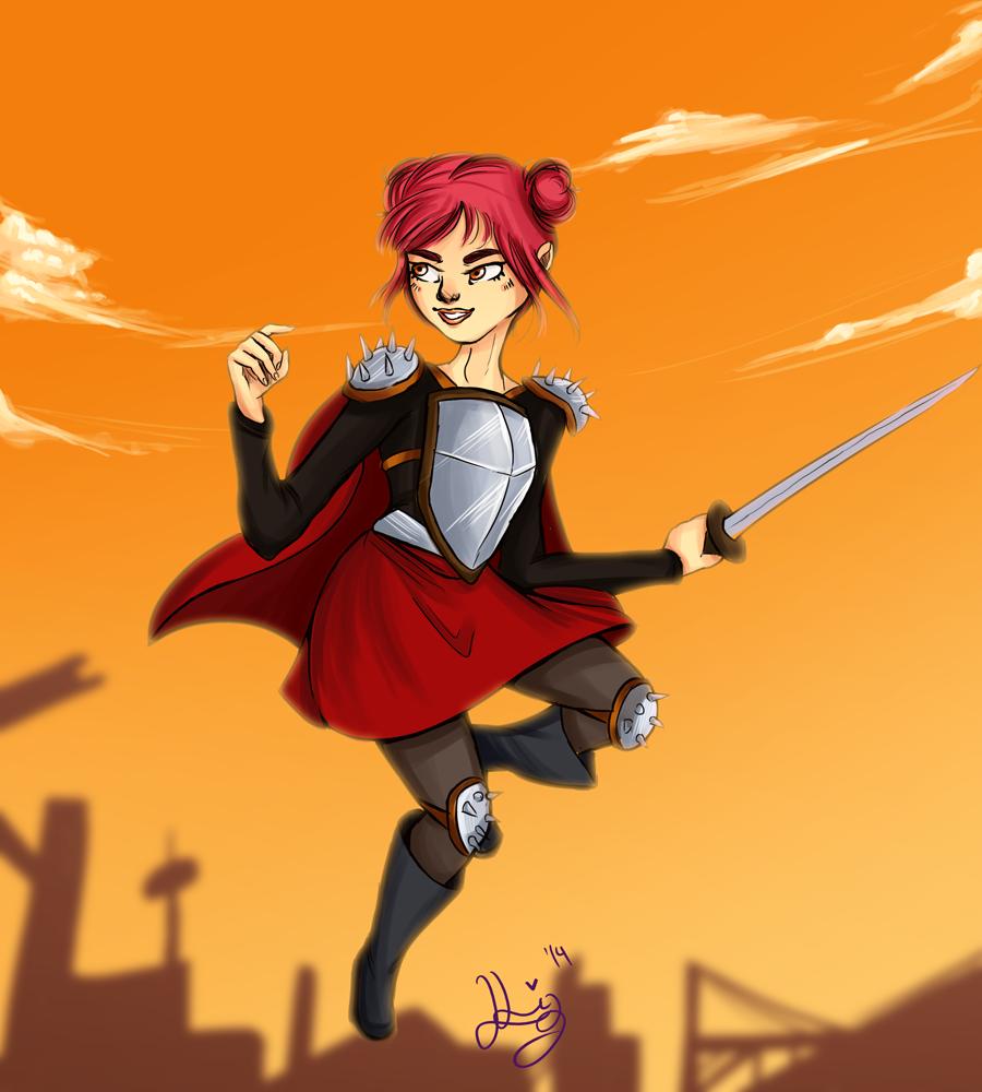 Munnie-action! by LizbethLizard on DeviantArt