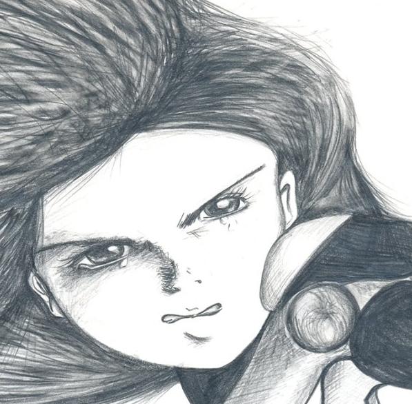 Gally - Battle Angel by ElizaDrew