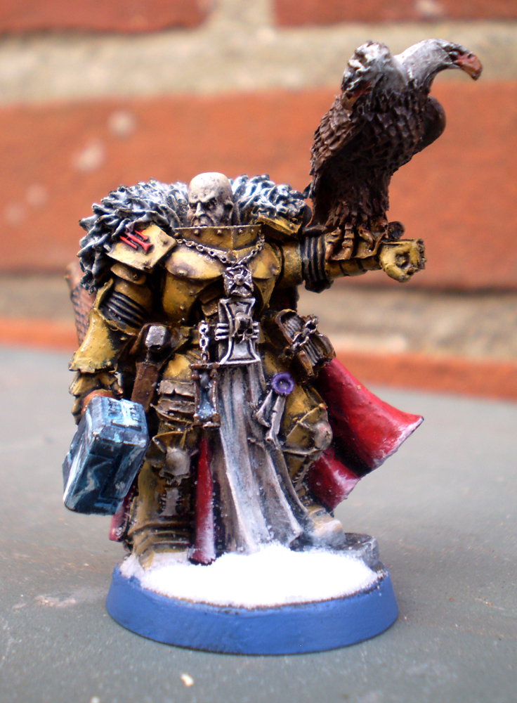 Inquisitor Coteaz by Punk-Noir