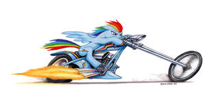 Pony needs speed! Pony needs horsepower! by Baron-Engel