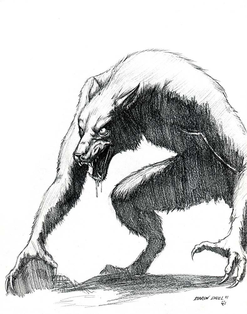 Werewolf by Baron-Engel