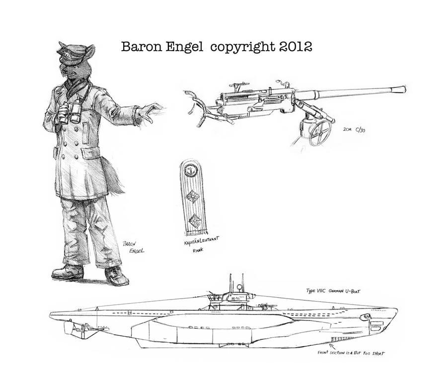 Seawolf by Baron-Engel