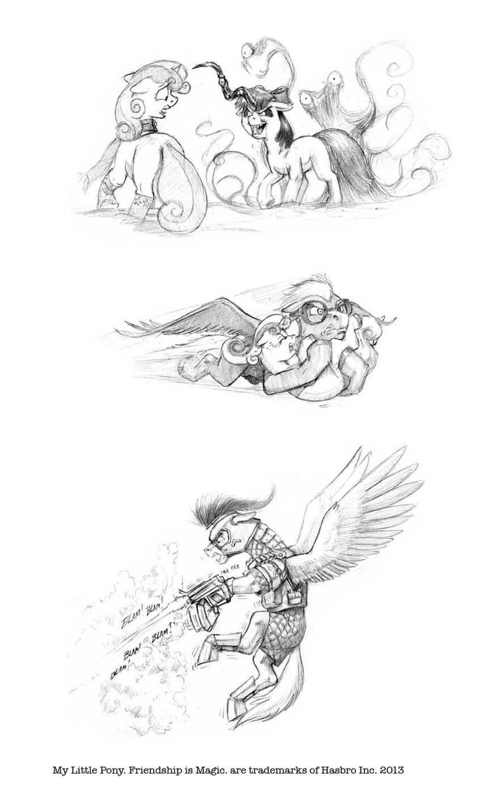 It ends right here. Right now pt.1 by Baron-Engel