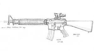 M16a4 study 01