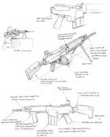 Commission: Rifle concept design by Baron-Engel