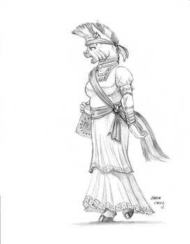 Older anthro Zecora