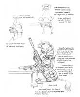 Zebra armor and gear 01 by Baron-Engel