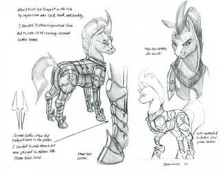 Tempest Shadow's Armor