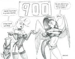 900 by Baron-Engel