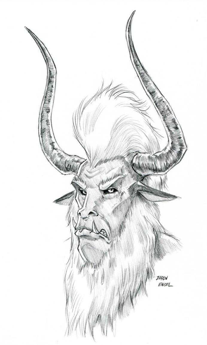 Lord Tirek by Baron-Engel