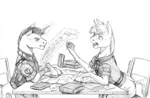 You're wasting your time by Baron-Engel