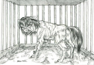 The Beast in the Box by Baron-Engel