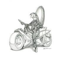 Lightcycle Dash