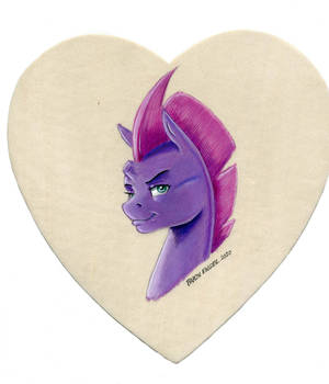 Tempest Shadow Bust