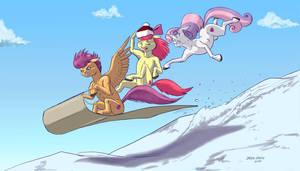 Tobogann Ride