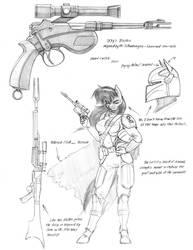 Bounty Hunter Octavia