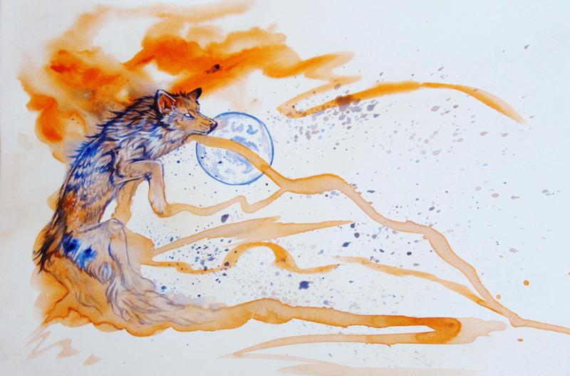 Moon Spirit by TwilitTiger