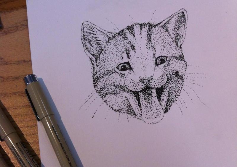 I am kitty hear me roar by TwilitTiger