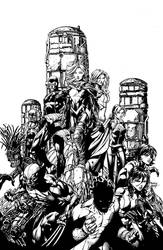 Xmen 2nd Coming #2 Cover