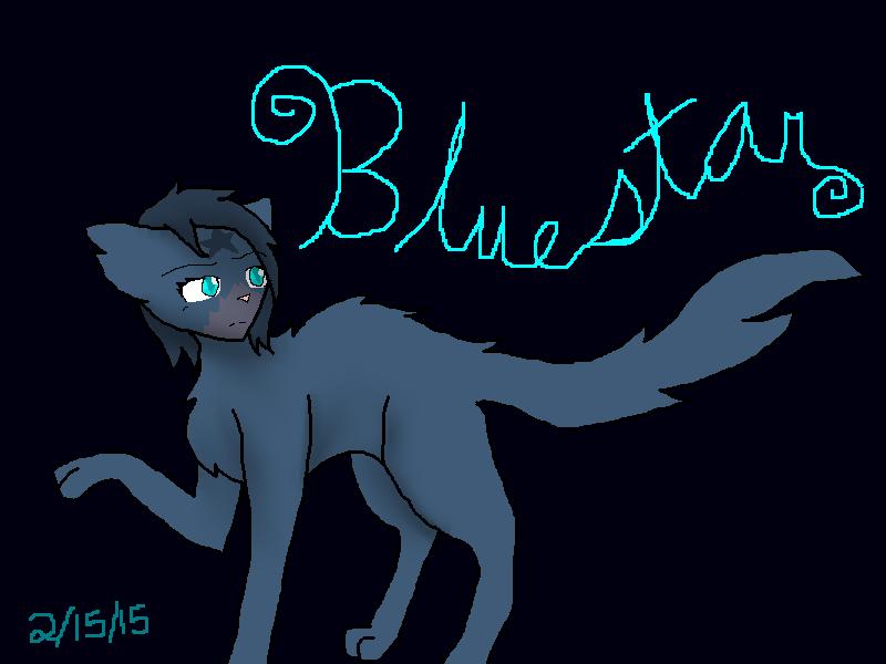 Bluestar by aximilifaolan