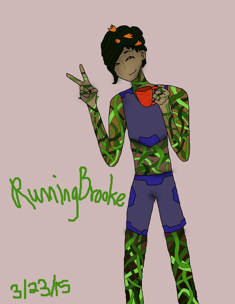 RunningBrooke by aximilifaolan