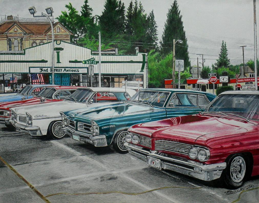 All Pontiac Street Show by nethompson