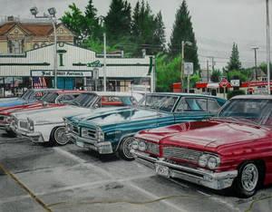 All Pontiac Street Show