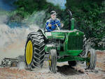 (1952 John Deere) Thompson Family Tractor by nethompson