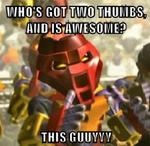 Two-Thumbs Matoran Meme