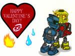 Jaller and Hahli: Valentine's Day Dance