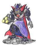 Emperor Zurg, the 8th Piraka