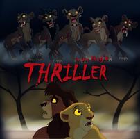 TLK: Thriller by Silver-Wolf-17
