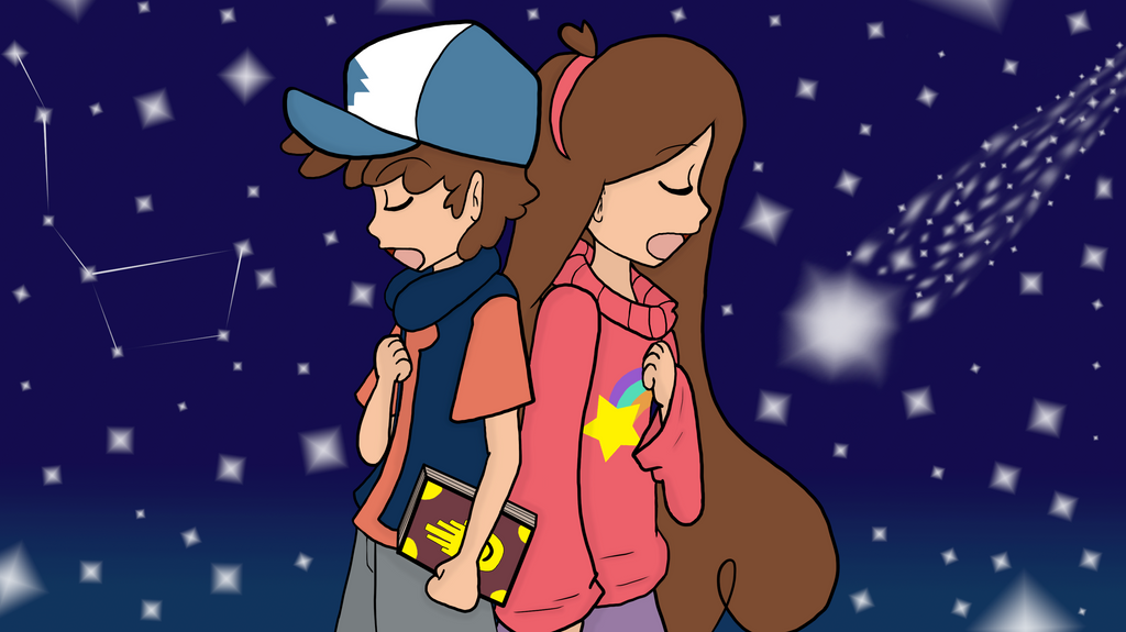 Gravity Falls - Made me Realize Twin Duet 1 by Teppa