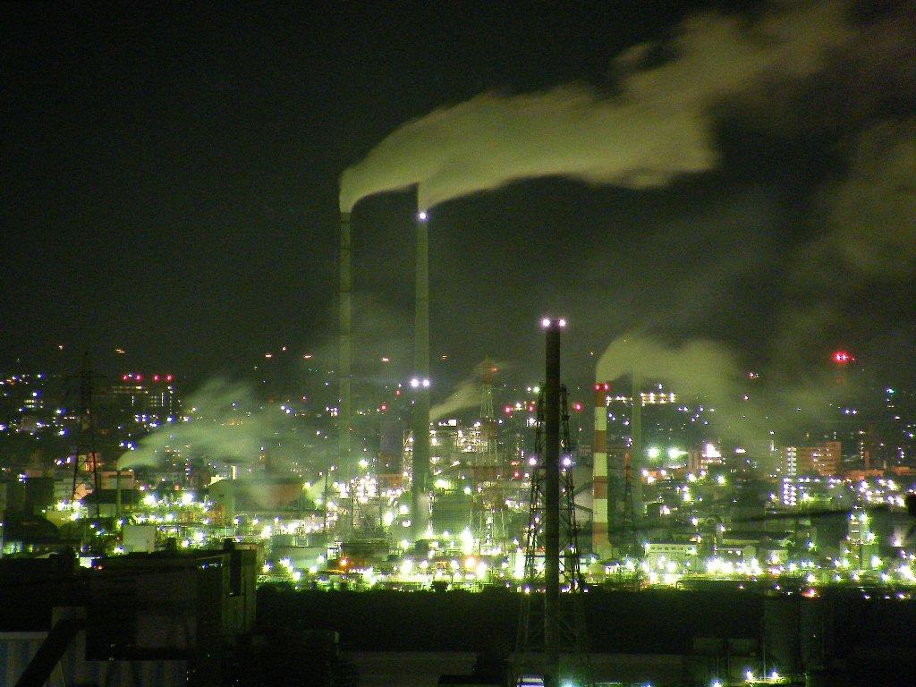 Industrial zone7 by kaz0885