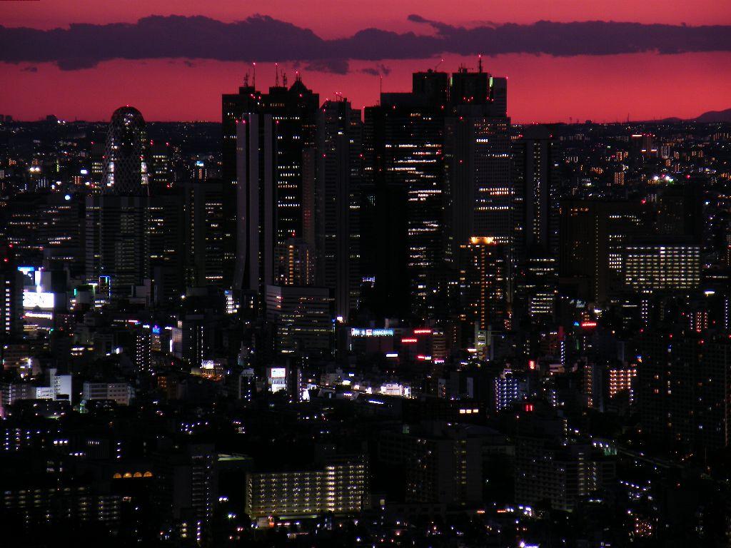 Night view25,Tokyo by kaz0885