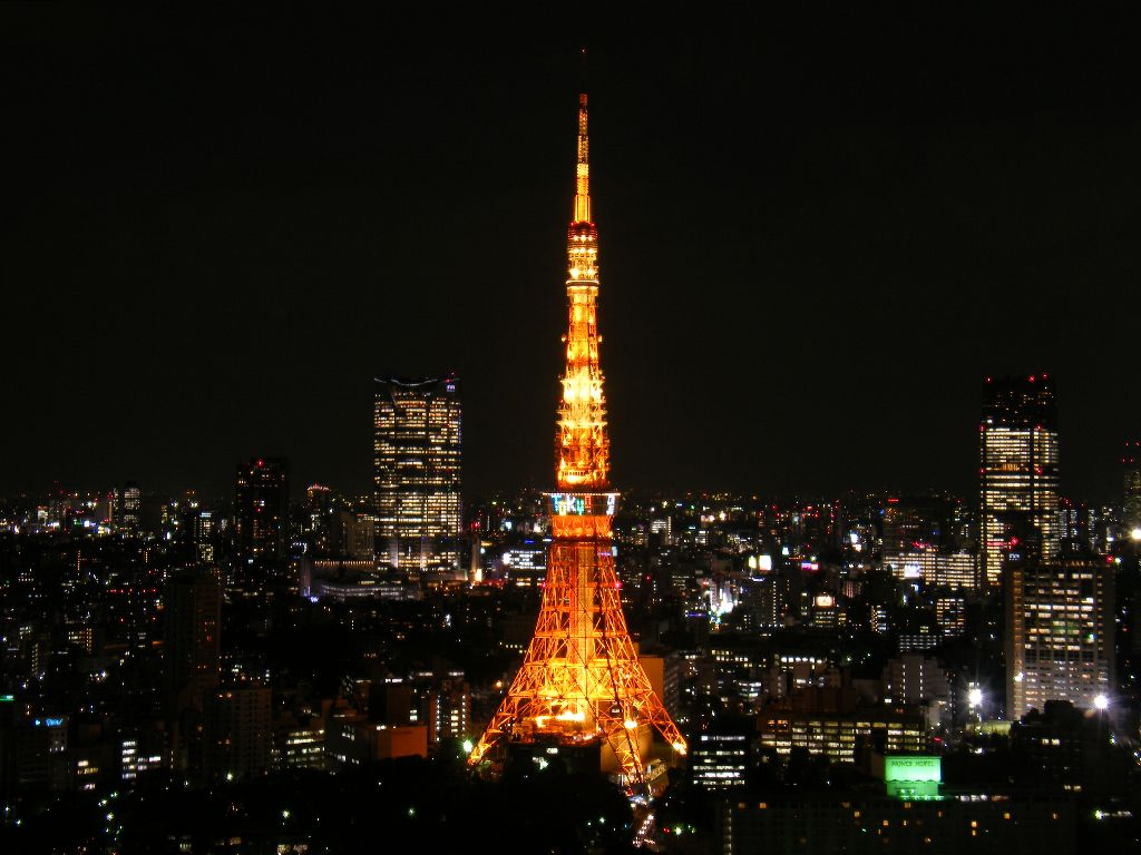 Japan (Tokyo) Night_view31_Tokyo_by_kaz0885