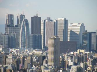 Tokyo sky16 by kaz0885