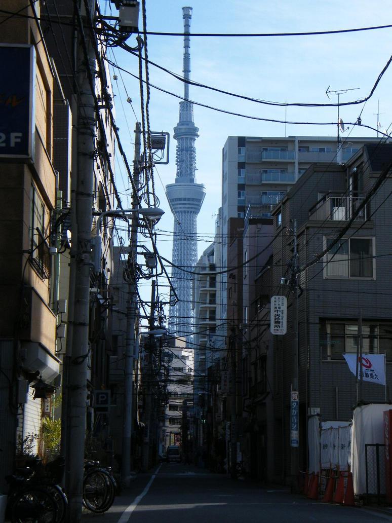 Tokyo Sky Tree12 by kaz0885