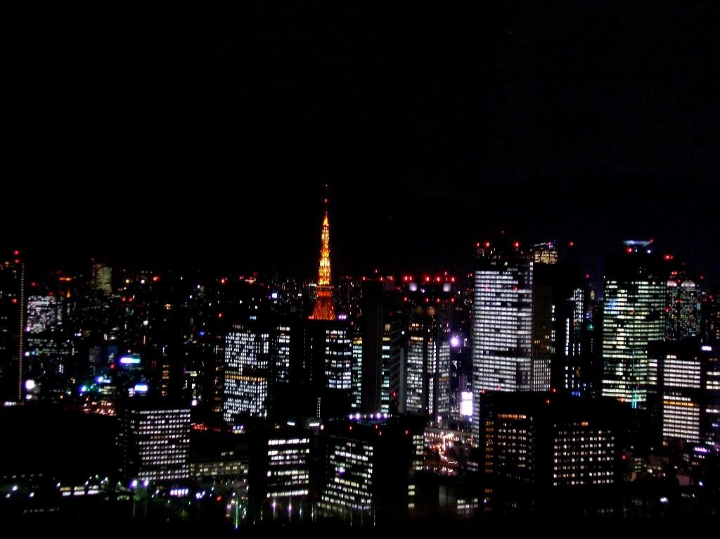 Night view,Tokyo by kaz0885