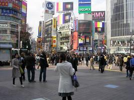 Shibuya,Tokyo by kaz0885
