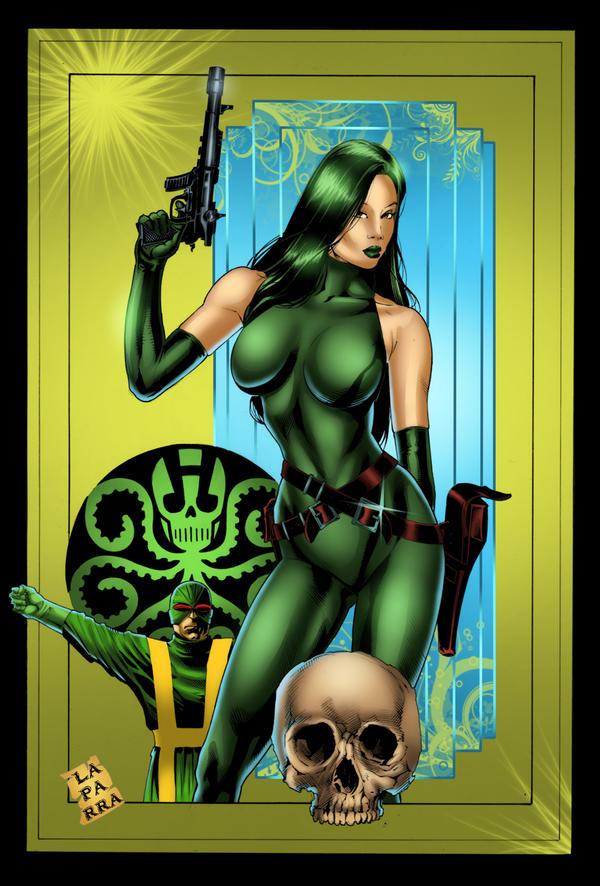 http://fc07.deviantart.net/fs27/i/2008/107/f/e/Madame_Hydra_pin_up_by_Javilaparra.jpg