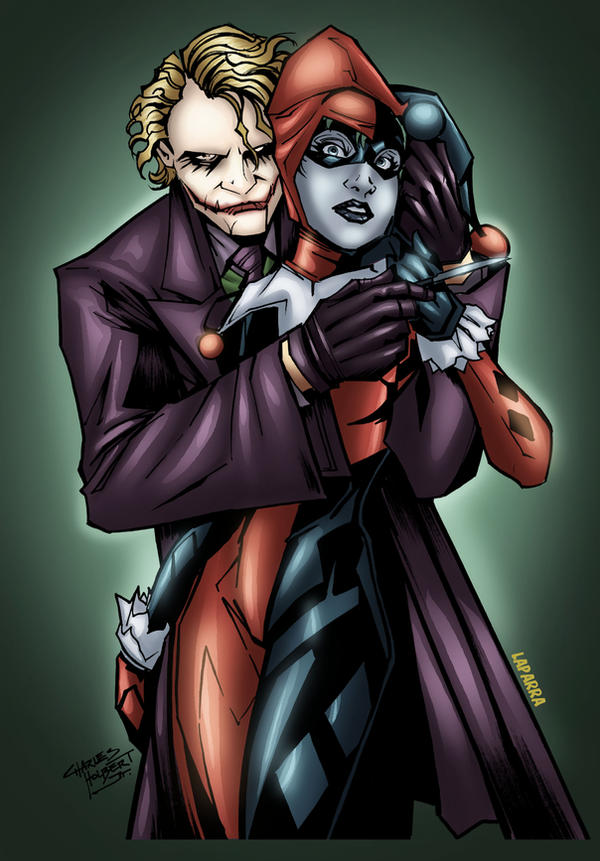 Part 14 / 8 - Page 2 The_Joker_by_Javilaparra